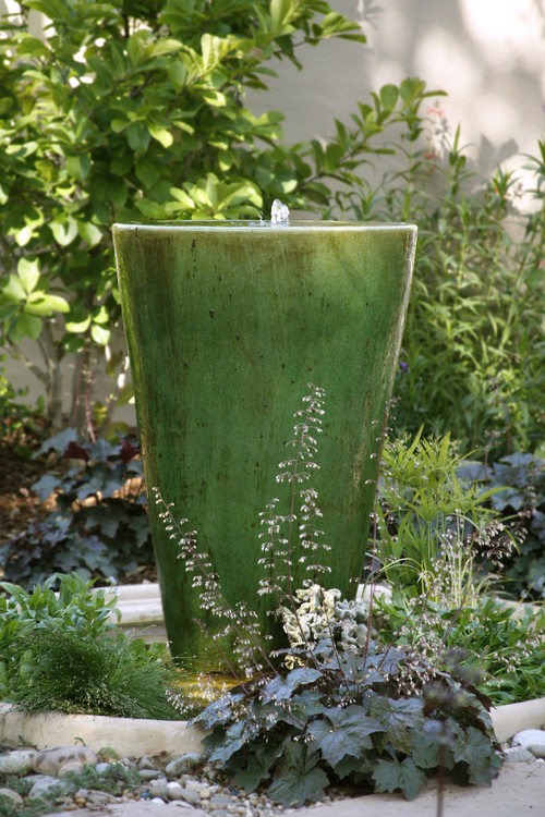 Garden Photo Of The Day A Serene Water Feature