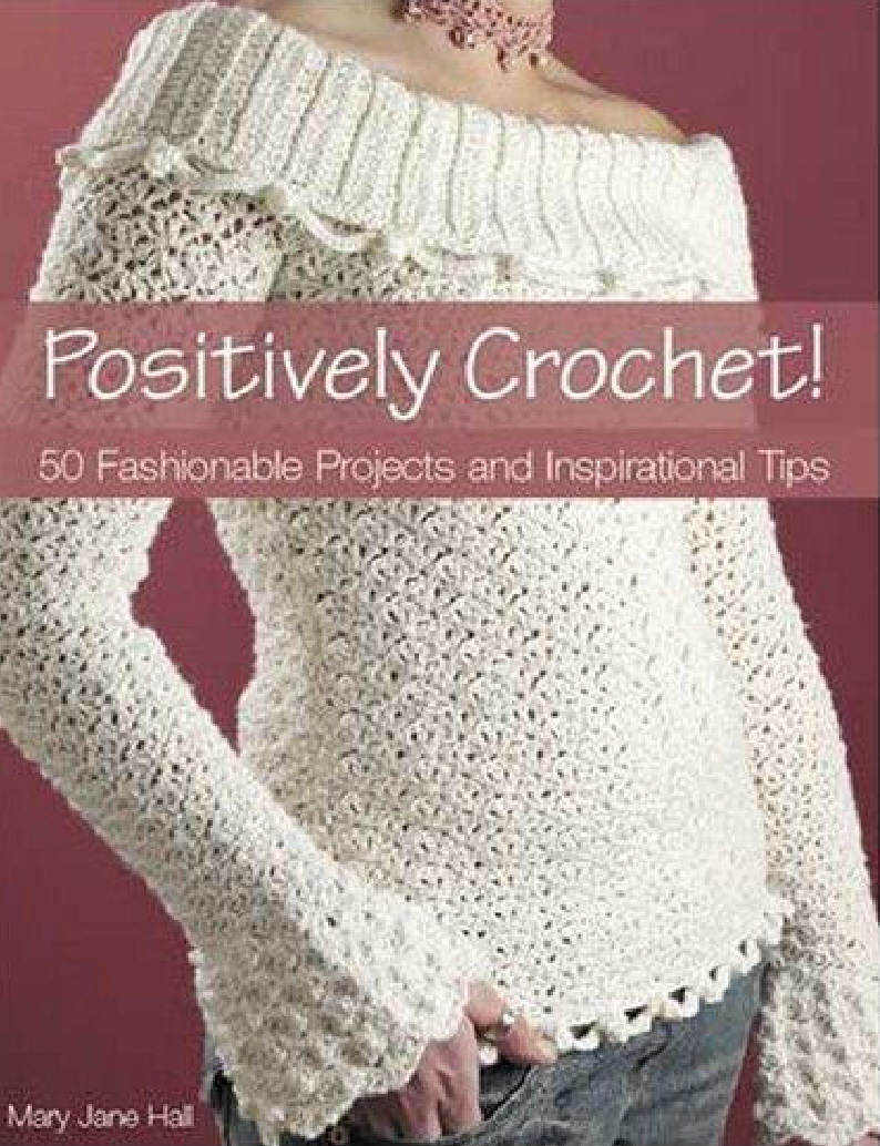 Crocheting In A Sentence : Positively Crochet!: Looking For A Pattern You Cant Find?