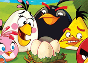 Angry Birds Hidden Spots