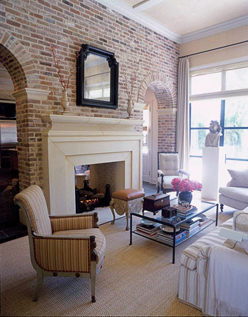 Interior Design Decorating Ideas Interior Brick Wall