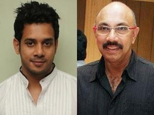 Bharath Sathyaraj Acted In New Movie