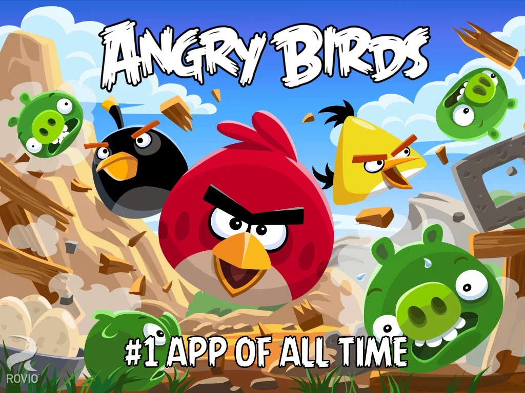 Angry Birds Rivio Latest version 4.2.1 apk Free Download