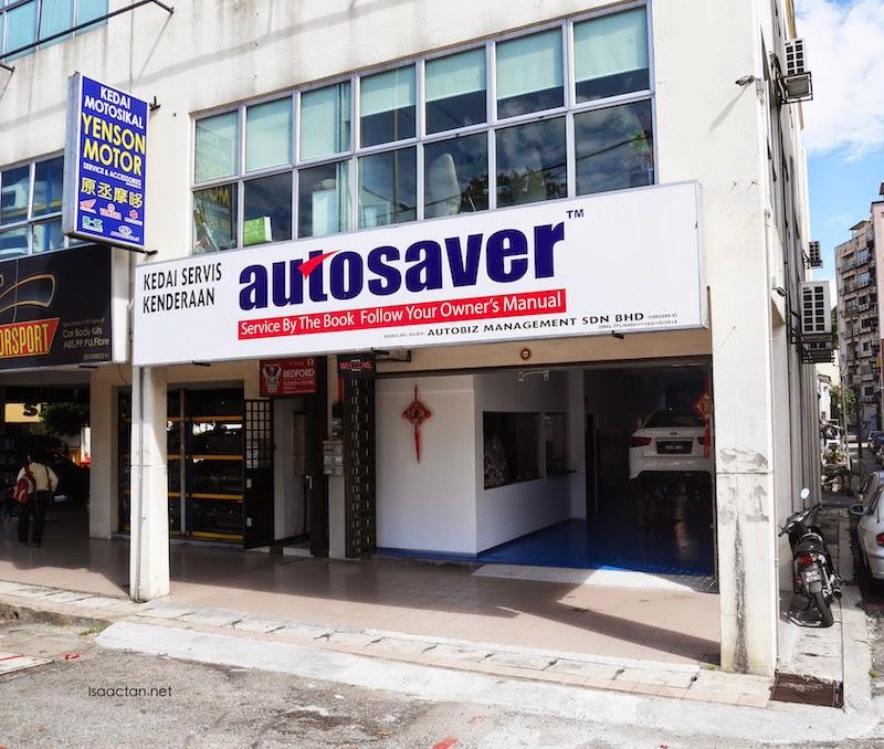 Autosaver Automotive Service Centre @ Jalan Ipoh, Kuala Lumpur