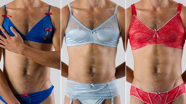 Can Men Wear Lingerie? Yes, Now They Can! Do Not Miss!