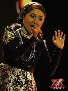 Foto Fatin XFactorID - Gala Show 1 XFactor Indonesia