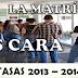 Aumentan las tasas madrileñas de matriculación en un 20%. 1000 € en 2011 son 1800€ en 2013. FP el 125%.