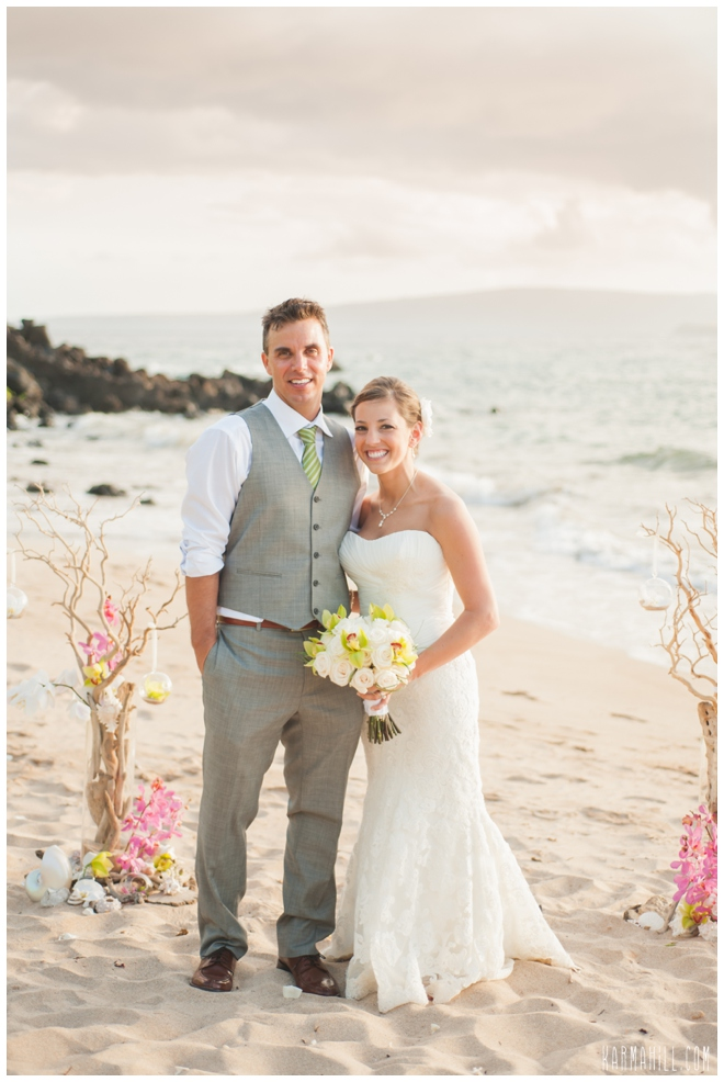 rebekah curt maui wedding packages by simple maui wedding