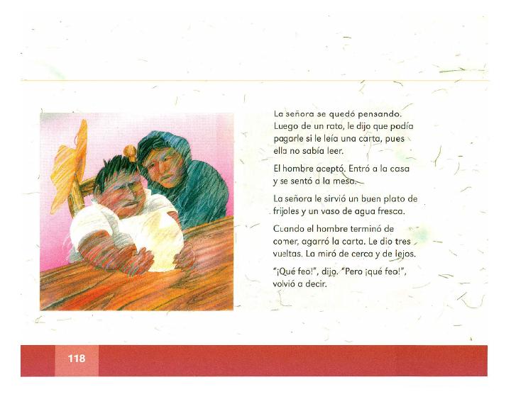 El caminante español lecturas 2do bloque 5/2014-2015
