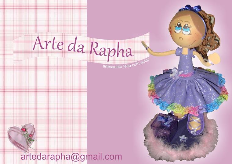 ARTE DA RAPHA - ARTESANATO