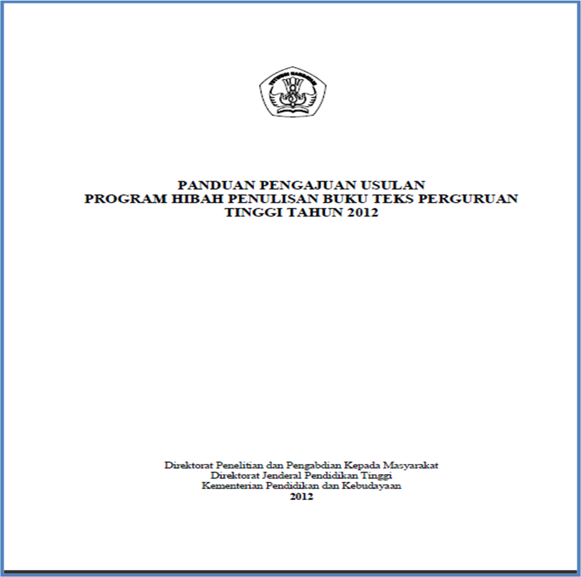 download panduan pkm tahun 2012