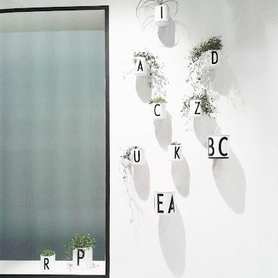 Salon Maison&Objet / Design letters / Blog Atelier rue verte /