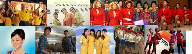 Airline Staff/Flight/Cabin Crew Jobs