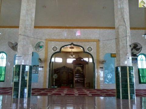Masjid Baiturrahman Simpang Tiga Mataraman 3
