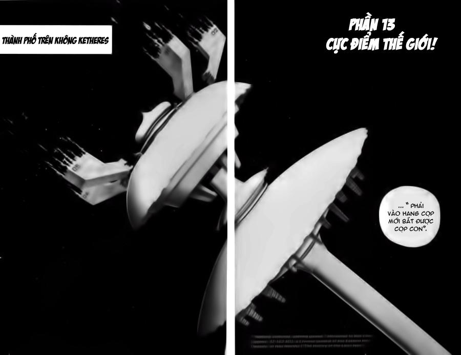 Battle Angel Alita - Last Order