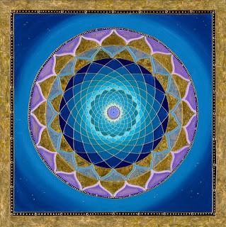 мандала фокус медитация