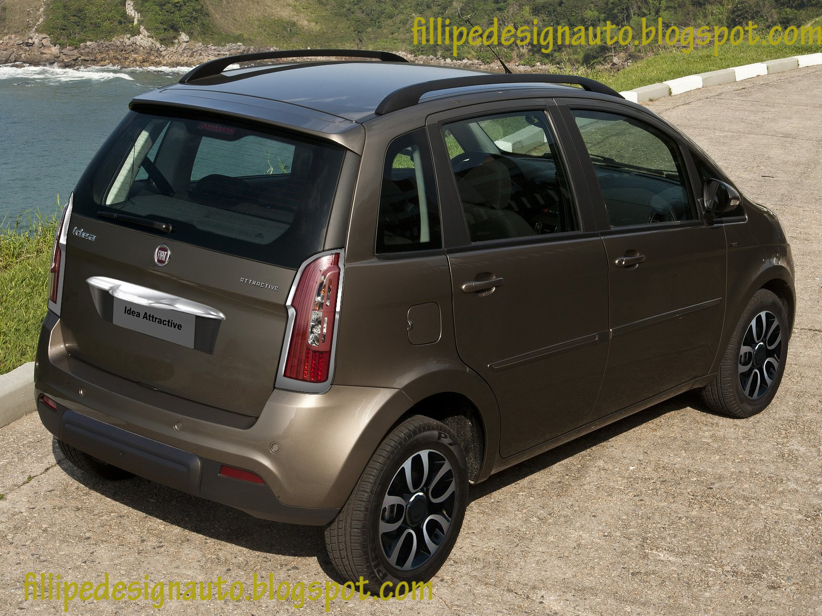 Fillipe Design Auto: Fiat Idea 2014