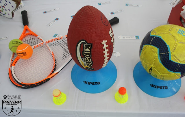deporte infantil speedbadminton tenis futbol sala arucas