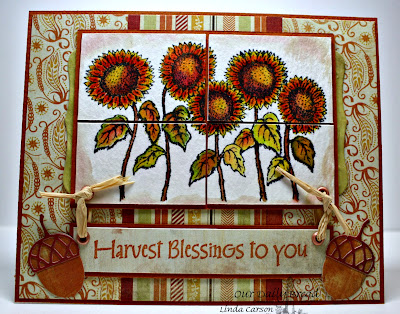 Our Daily Bread Designs, Harvest Blessings