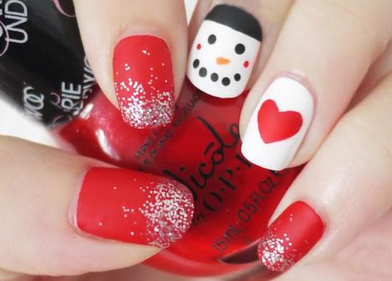 Christmas nail designs do yourself how to give yourself a manicure christmas nail designs do yourself diy christmas nail art ideas for short nails do it solutioingenieria Image collections