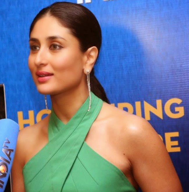 Kareena kapoor khan at india tv yuva awards