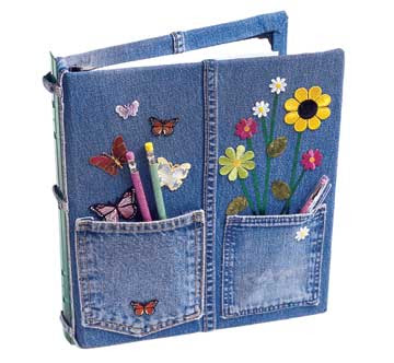 Cool Ways To Reuse Old Denim (30) 2