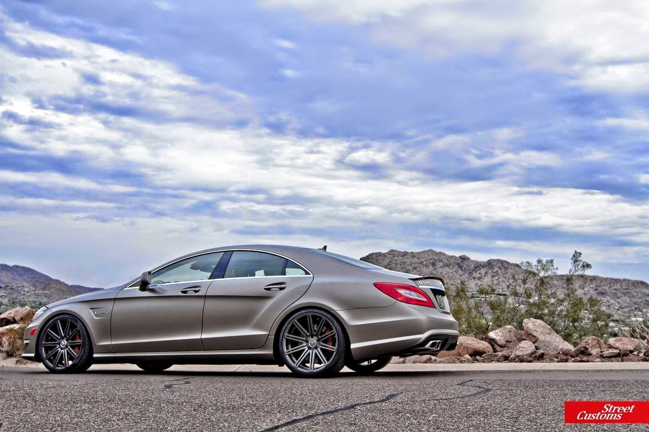 Benztuning mercedes benz cls63 amg w218 for Cls home