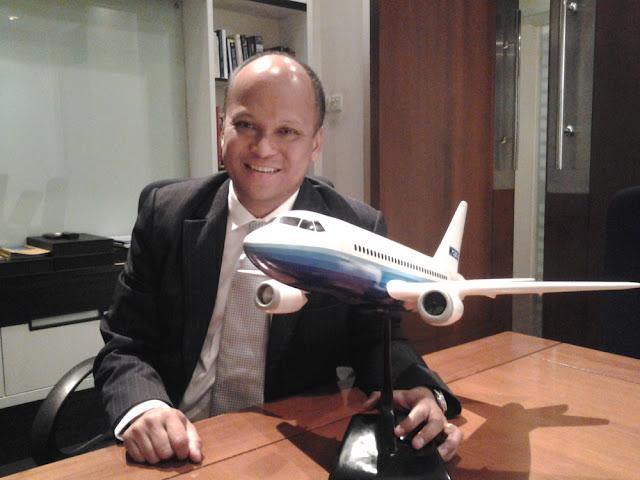 Pesawat Regio Prop 80 (R-80) Diminati Maskapai Nasional