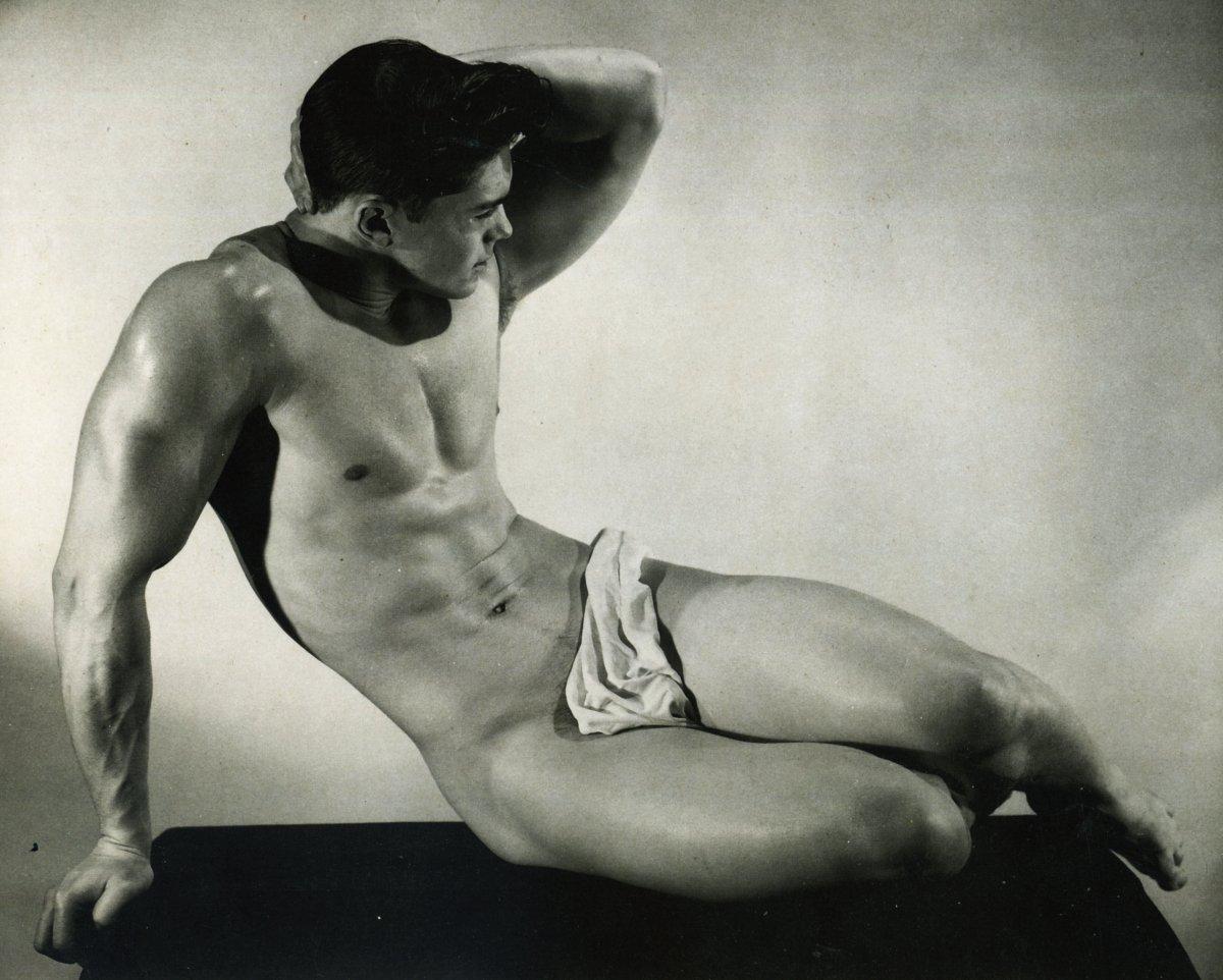 Male Models Vintage