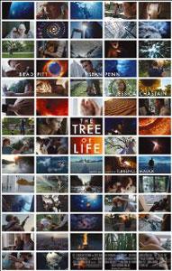 Cartel original de El árbol de la vida