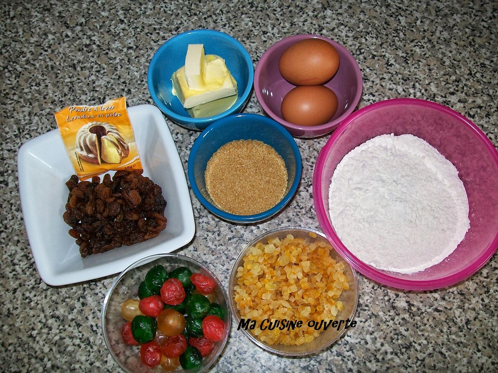 Ma cuisine ouverte english cake for Cuisine ouverte traduction anglais