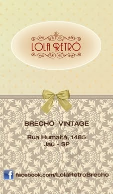 Lola Retro - Brechó Vintage