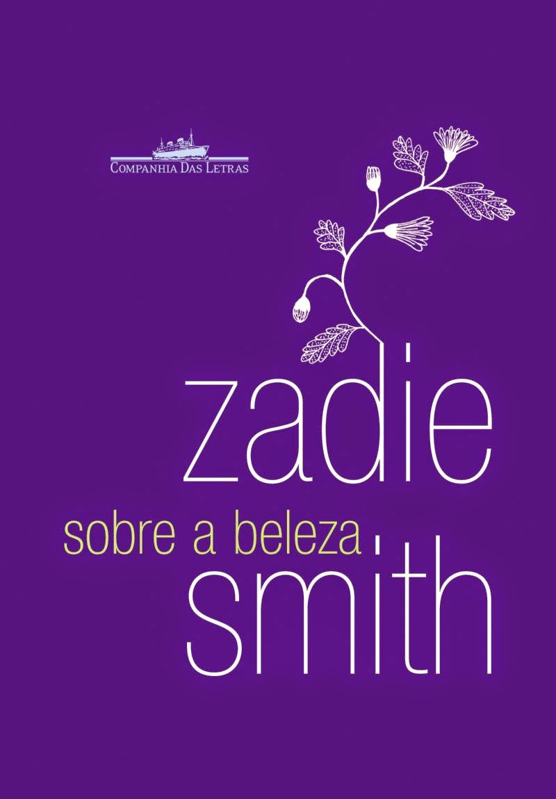 Resultado de imagem para Sobre A Beleza zadie smith