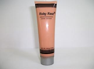 Resenha da Base da Ruby Rose!!!!!!!