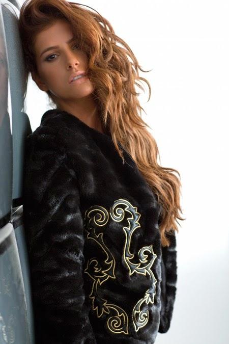 Sahoco - moda portuguesa - casaco preto
