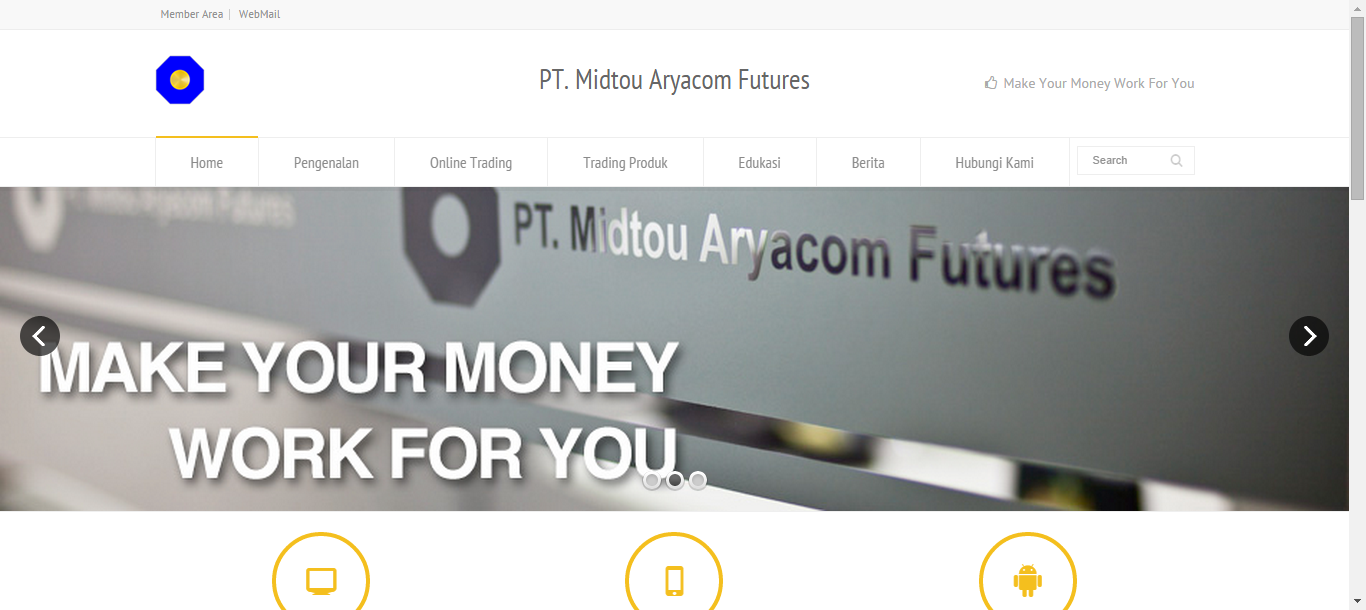PT. Midtou Aryacom Futures