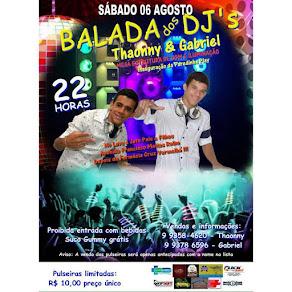 BALADAS DOS DJ