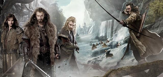 El Hobbit, la desolación de Smaug de Peter Jackson