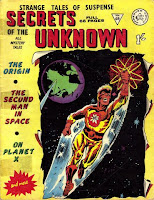 Alan Class, Secrets of the Unknown, Captain Atom