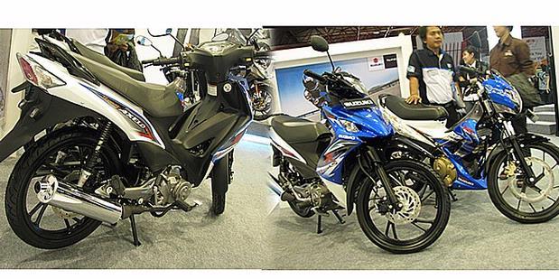 27 produk Suzuki di tampilkan di PRJ title=