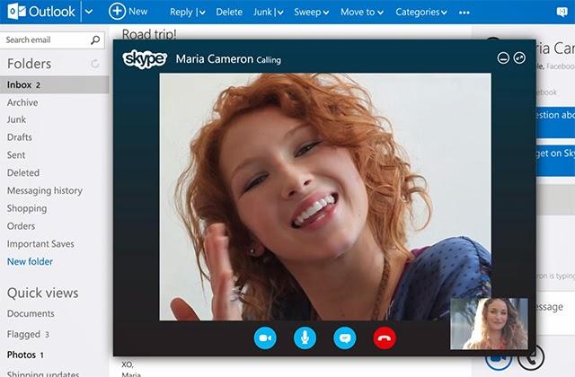 Skype Android Apk resimi 5