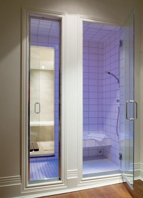 Baño de vapor para dos : un lujo en su casa | Decoracio Nesdotcom