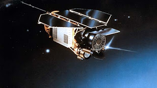 ROSAT satellite,UARS,falling satellites,space junk,NASA,fall to earth