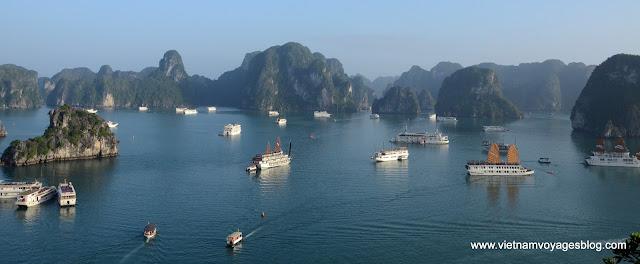 Quang Ninh, une beauté magnifique du Vietnam