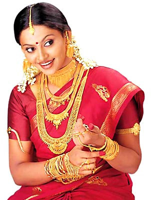 Girls Dressing Blog: Tamil Nadu Traditional Sarees