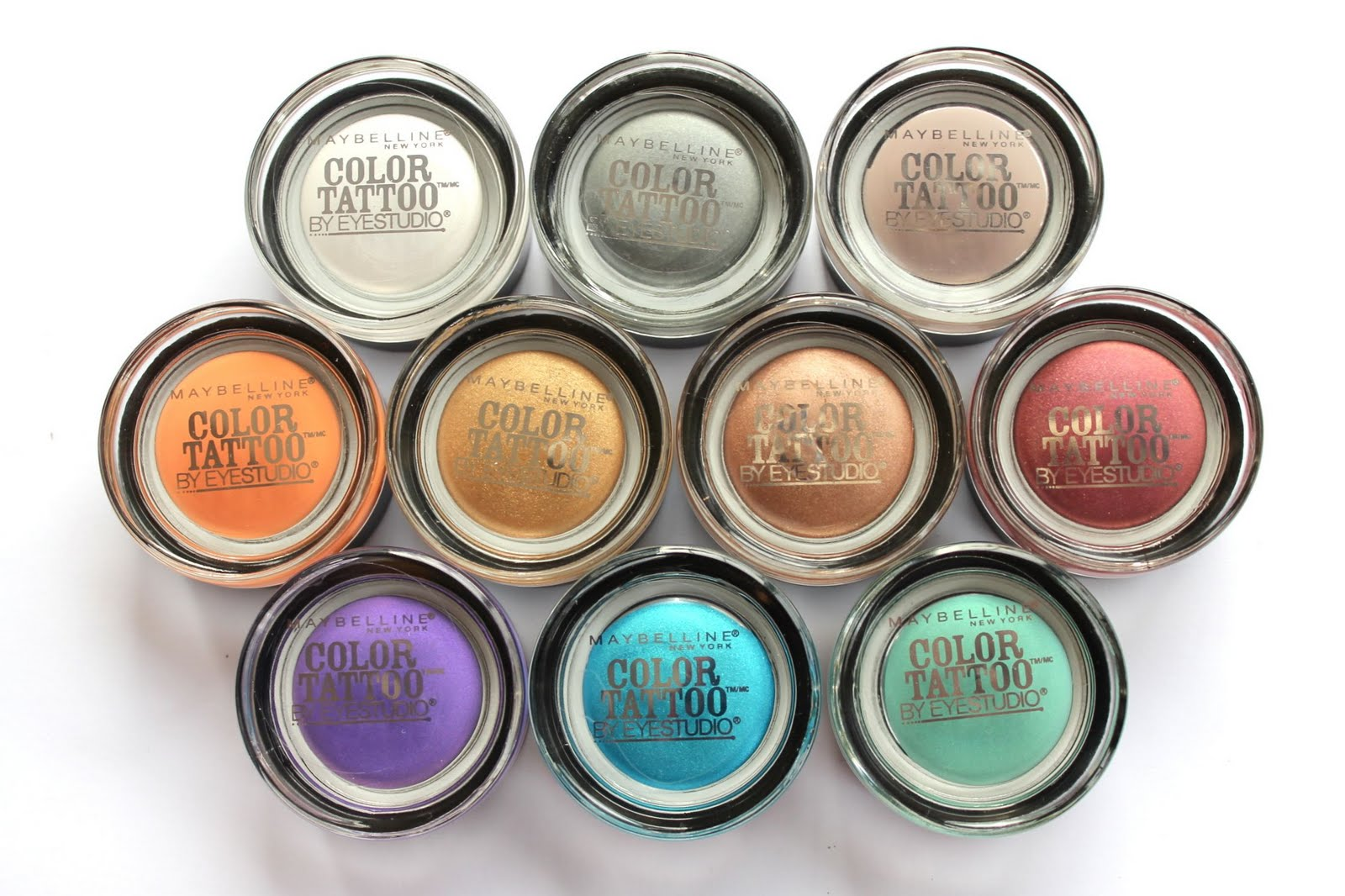 Review: Maybelline Color Tattoo 24hr - Adjusting Beauty