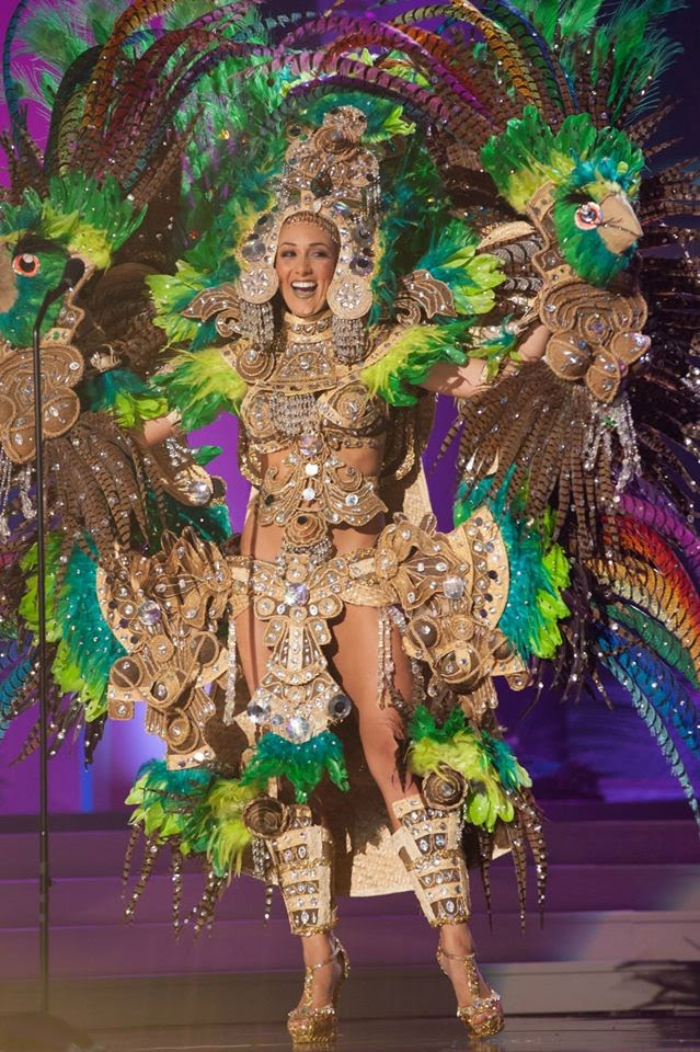 the 63rd miss universe ebds best in national costume