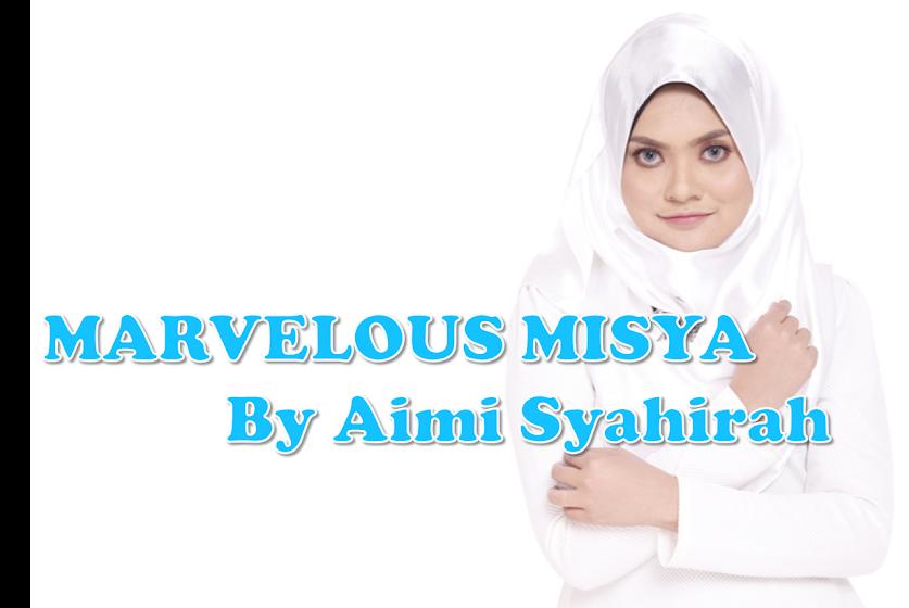AIMI SYAHIRAH || MarvelousMisya