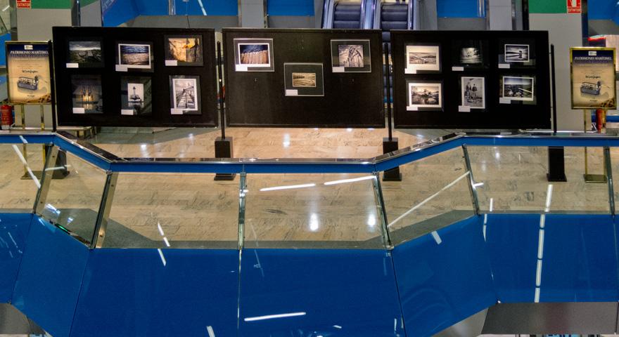 Exposición fotografía de Incuna en Salesas de Oviedo