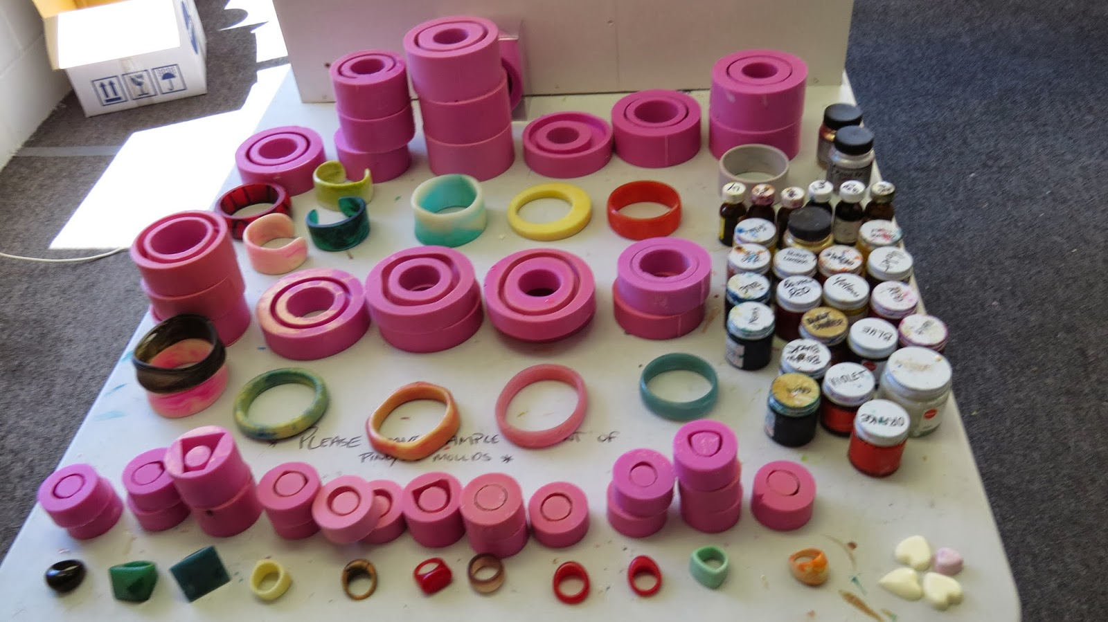 Resin Jewellery uk Make Resin Jewellery And
