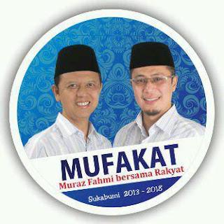 walikota sukabumi 2013-2018